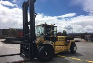 OMEGA 16-12W WIDE TRACK FORKLIFTS (2 Available)