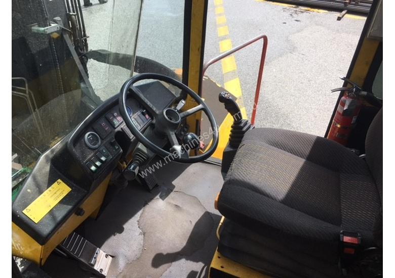 OMEGA 16-12W WIDE TRACK FORKLIFTS (3 Available)