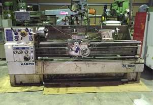 Used Hafco-Microweilly Model TY1768 Centre Lathe
