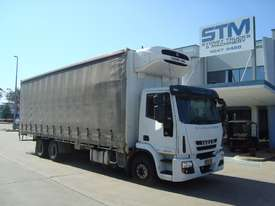Iveco Eurocargo ML225 Curtainsider Truck - picture0' - Click to enlarge