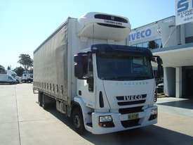 Iveco Eurocargo ML225 Curtainsider Truck - picture1' - Click to enlarge
