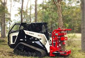 Fecon Skid Steer / Track Loader Tree Shear Tree Shear Attachments