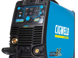 Cigweld Transmig 185 Ultra - Auto Set Multi-Process Welder - picture0' - Click to enlarge