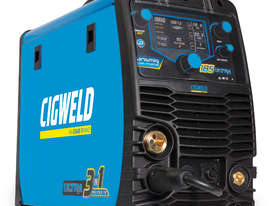 Cigweld Transmig 185 Ultra - Auto Set Multi-Process Welder - picture2' - Click to enlarge