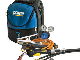 Cigweld Transmig 185 Ultra - Auto Set Multi-Process Welder - picture4' - Click to enlarge