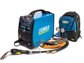 Cigweld Transmig 185 Ultra - Auto Set Multi-Process Welder - picture5' - Click to enlarge