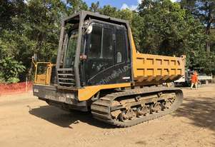 Morooka MST3000VD Rubber Tracked Dump Truck