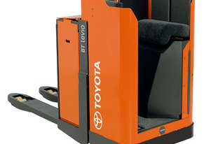 Toyota BT Levio LSE200 Stand-On Powered Pallet Truck