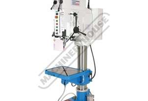GHD-50 Industrial 4MT Geared Head Drilling Machine 50mm Drilling Capacity Includes Automatic Feed &