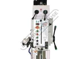 GHD-50 Industrial 4MT Geared Head Drilling Machine 50mm Drilling Capacity Includes Automatic Feed &  - picture4' - Click to enlarge