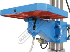 GHD-50 Industrial 4MT Geared Head Drilling Machine 50mm Drilling Capacity Includes Automatic Feed &  - picture14' - Click to enlarge