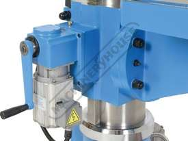 GHD-50 Industrial 4MT Geared Head Drilling Machine 50mm Drilling Capacity Includes Automatic Feed &  - picture17' - Click to enlarge