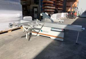 3800mm Italian Panelsaw with digital readouts/ [powered settings