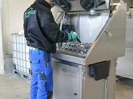 BIO-CIRCLE HP - High Pressure Parts Cleaning - picture5' - Click to enlarge