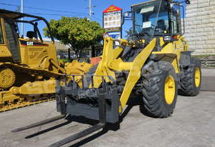 KOMATSU WA100 Wheel loader Work Ready Package MACHWL