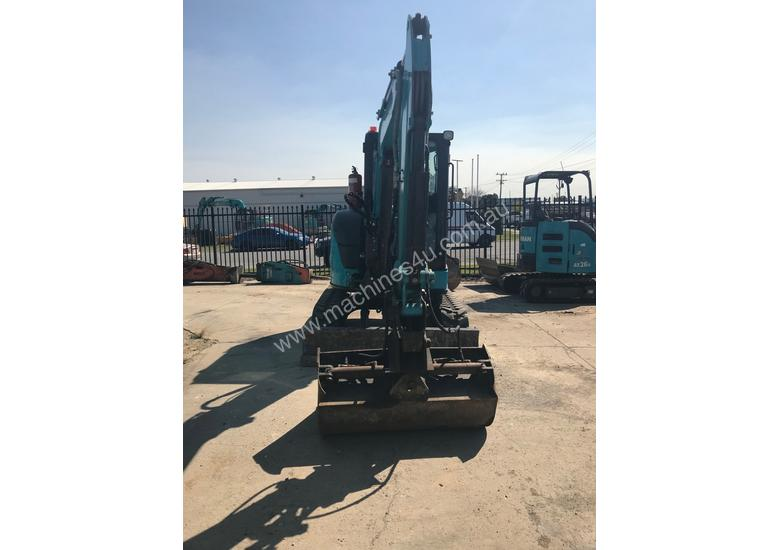 4.0 Tonne Excavator with Buckets & Ripper for HIRE