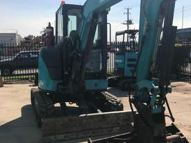 4.0 Tonne Excavator with Buckets & Ripper for HIRE - picture2' - Click to enlarge