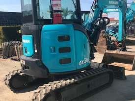 4.0 Tonne Excavator with Buckets & Ripper for HIRE - picture4' - Click to enlarge