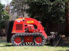 Kanga mini loader 825, rubber tracks, brand new engine, custom trailer  - picture0' - Click to enlarge
