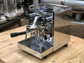 ROCKET MOZZAFIATO TIPO V 1 GROUP ESPRESSO COFFEE MACHINE PROSUMER HOME - picture3' - Click to enlarge