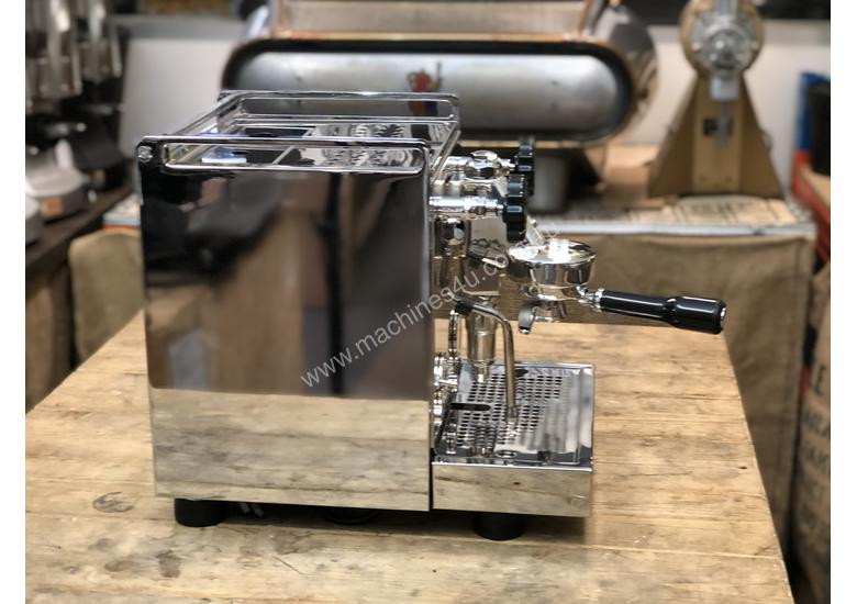 ROCKET MOZZAFIATO TIPO V 1 GROUP ESPRESSO COFFEE MACHINE PROSUMER HOME