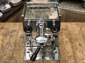 ROCKET MOZZAFIATO TIPO V 1 GROUP ESPRESSO COFFEE MACHINE PROSUMER HOME - picture9' - Click to enlarge