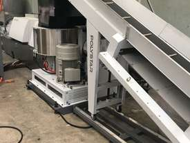 Plastic Film Recycling Machine 2018 Model POLYSTAR - picture2' - Click to enlarge