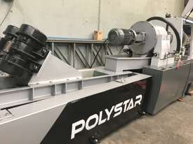 Plastic Film Recycling Machine 2018 Model POLYSTAR - picture4' - Click to enlarge
