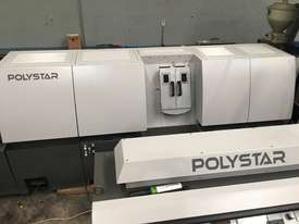 Plastic Film Recycling Machine 2018 Model POLYSTAR - picture5' - Click to enlarge