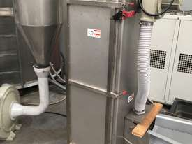 Plastic Film Recycling Machine 2018 Model POLYSTAR - picture11' - Click to enlarge