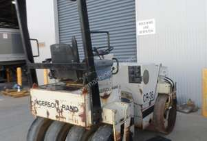 Ingersoll Rand Combination Vibratory Roller