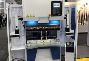 Yawei PBE Series Electric Pressbrakes. Precision, energy efficient bending at the right price.