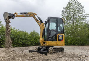 CATERPILLAR 301.8 MINI EXCAVATOR LOW FINANCE AT 2.49%