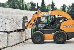 Case   SV300 SKID STEER LOADERS