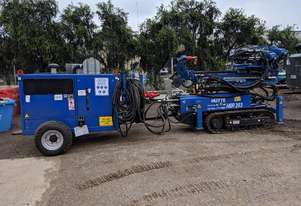 Hutte 203D - Limited access Piling Rig