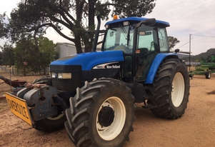 New Holland TM155 FWA/4WD Tractor