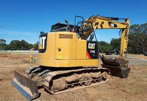 Cat 314E CR excavator for sale