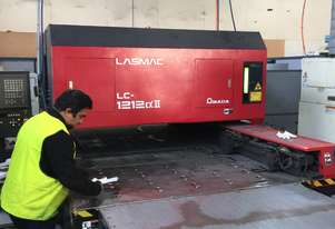 Amada Laser Alpha 2 Cutting Machine - PRICED TO SELL