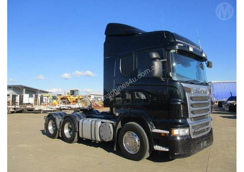 Used scania Scania R730 Prime Mover Trucks in , - Sold on Machines4u