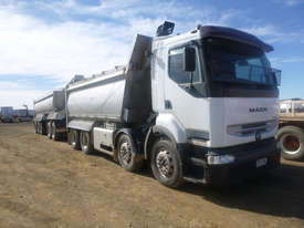 Mack QANTUM Tipper Truck - picture0' - Click to enlarge