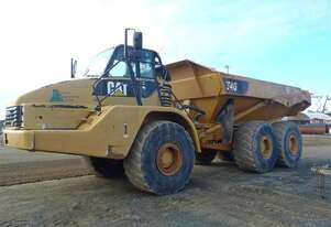Caterpillar   740 Articulated