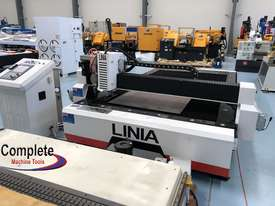 LINIA CNC PLASMA W/DRILL HEAD  - picture0' - Click to enlarge