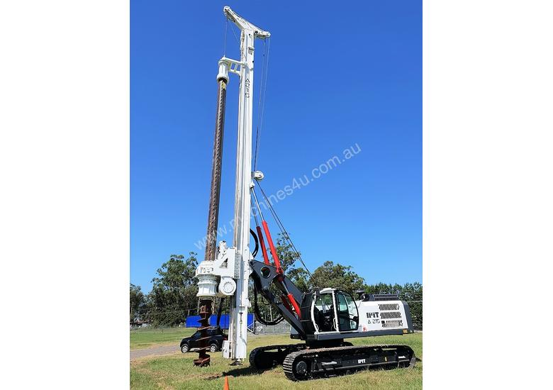 Piling Rig Drilling Rig IMT A215 65 Ton Australia Stock