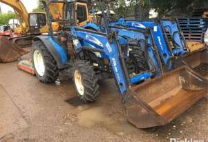 New Holland 2008   TN60DA