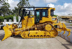 Caterpillar D6T XL Dozer VPAT Blade Rippers fitted DOZCATRT