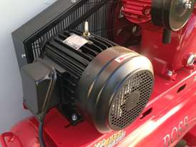 BOSS 52CFM/10HP Workshop Air Compressor 300L Tank (Clearance SALE- Minor Paint Damage)  - picture2' - Click to enlarge