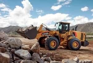 Lovol FL956H Wheel Loader 5.5T Lift 238HP