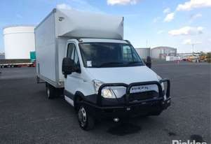 Iveco 2014   Daily 45C17 HPT