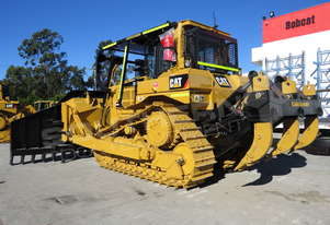 2012 Caterpillar D6T XL Dozer SU /w Four Barrel Rippers DOZCATRT