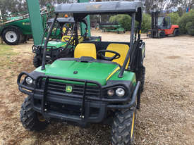 John Deere XUV855D Standard-Side by Side All Terrain Vehicle - picture1' - Click to enlarge